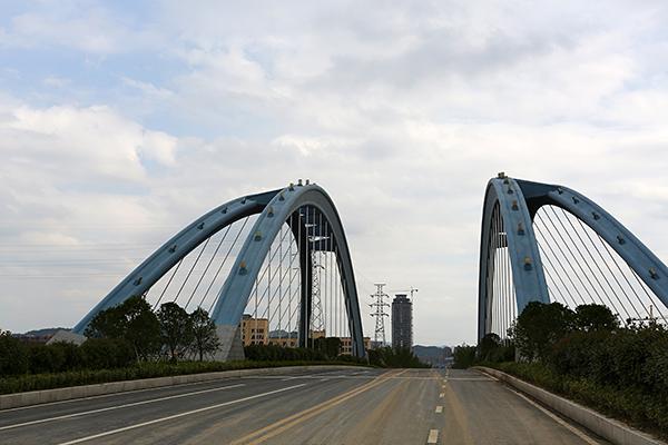德清开发区永平路阜溪桥