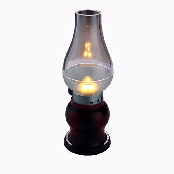 创意个性LED节能吹控怀旧灯/配USB连接线充电线可调节亮度