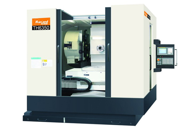 CNC Horizontal Machining Center TH6350