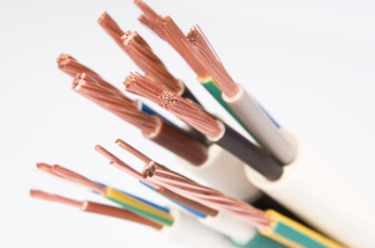 Polyvinyl chloride insulated cables and cords of rated voltages up to and including 450/7