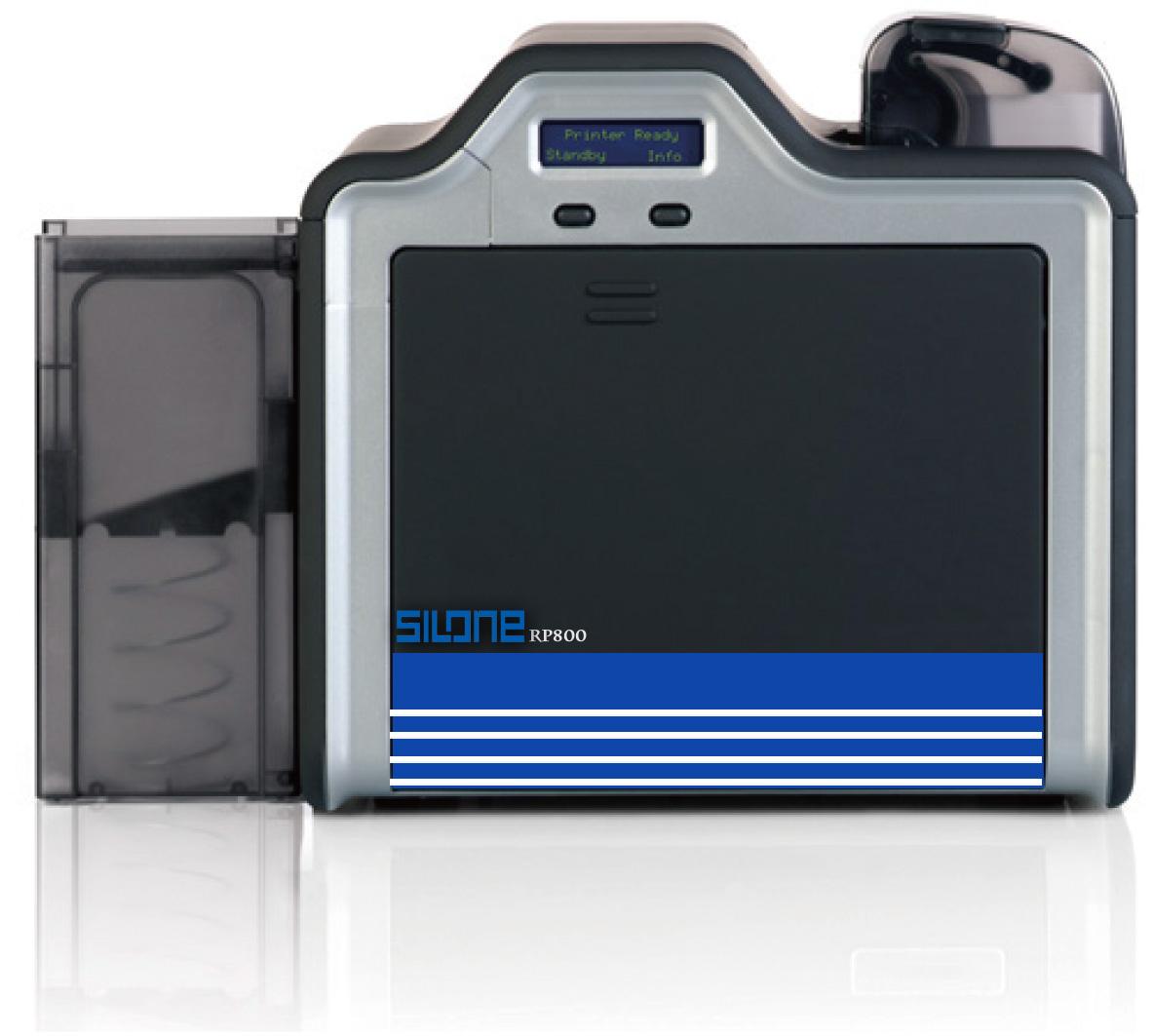 RP800再轉印式印卡機