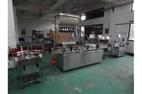 防腐蚀液体灌装机