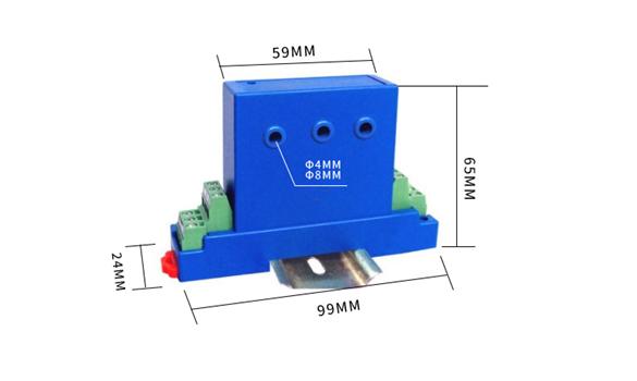 HD-T43I交流電流變送器