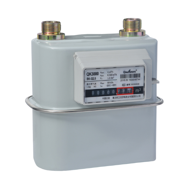Ddiaphragm Gas Meters