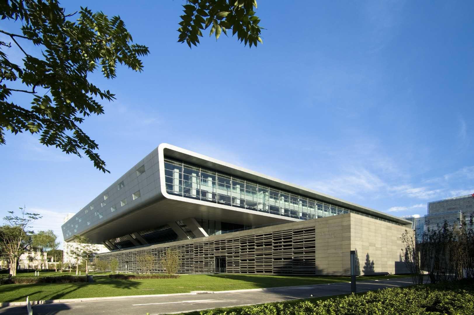 國家圖書館(魯班獎)