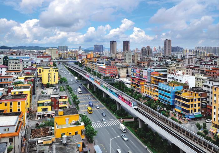 Shenzhen Metro Line 3 (1)