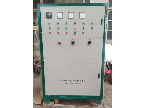 High Frequency Vacuum Dryer / High Frequency Generator