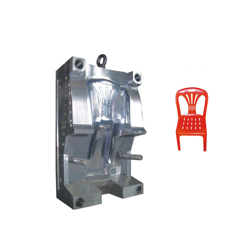 Big armless chair mold