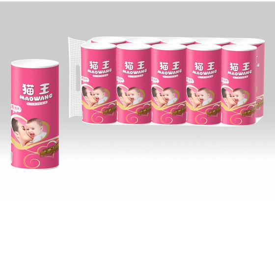 綿柔平紋250克單卷