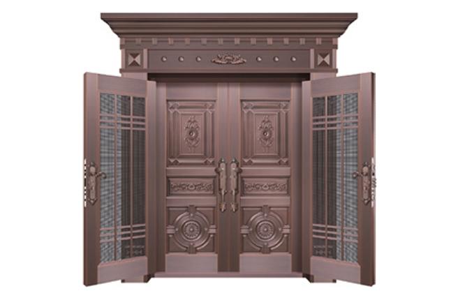 WF-19073 复合铜艺门