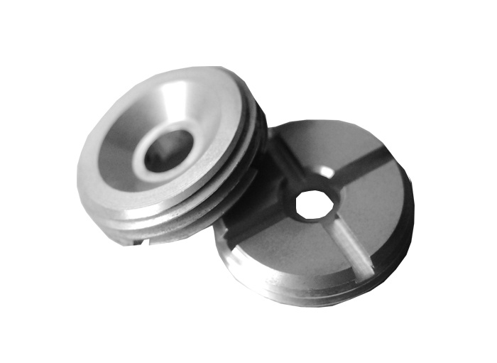 Aluminum cover parts