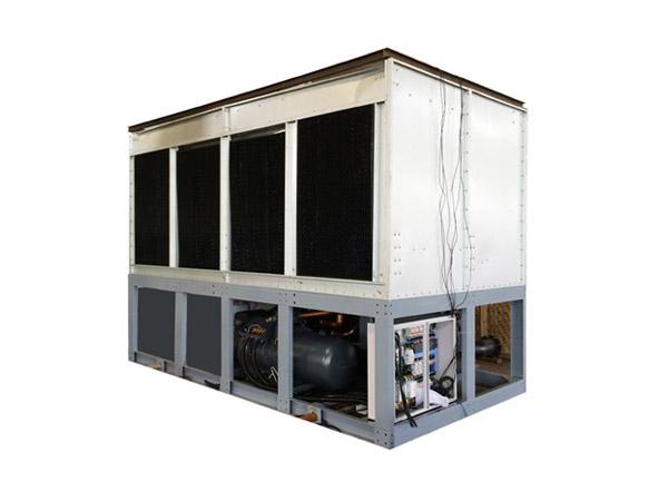 板管蒸發冷凝式冷熱水機組