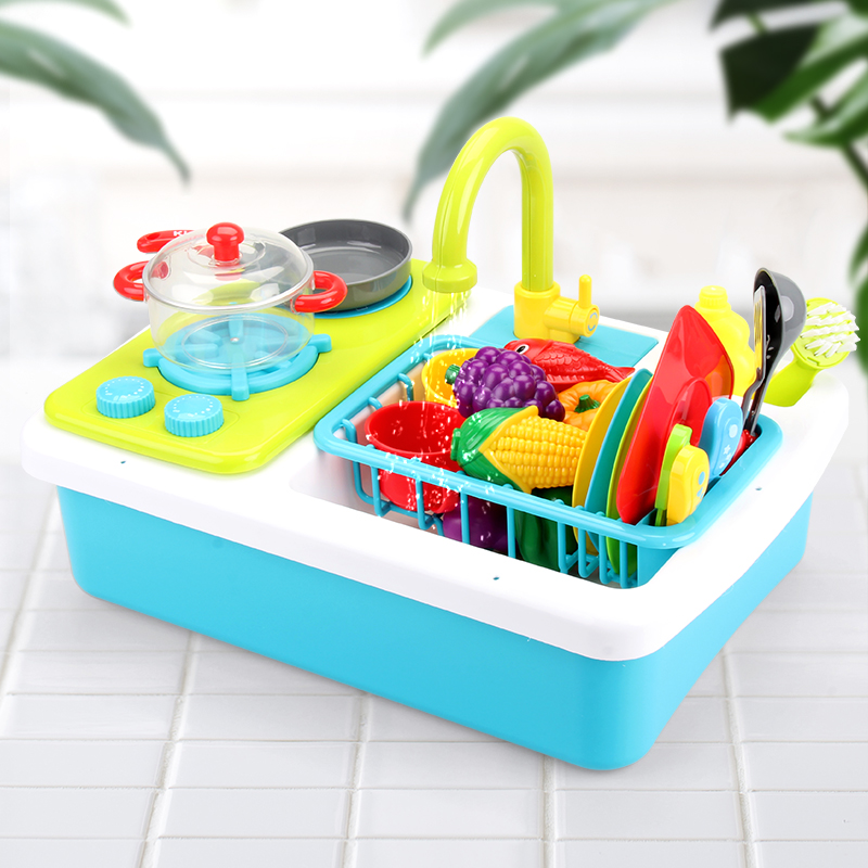 Luxury Kitchen Play Set