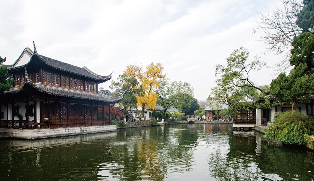 中國近代史遺址博物館(總統府)
