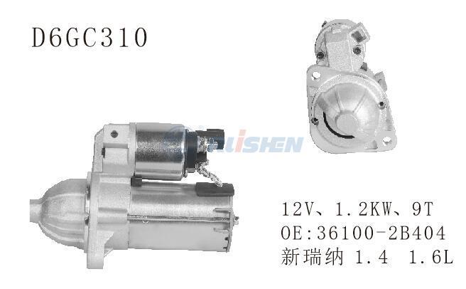 型号:D6GC310