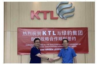 Singapore listed company, KTL turned its performance from loss to profit with remarkable results in business structure optimization