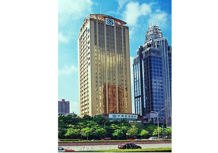 《福岸新州》--第二项中国建筑工程鲁班奖