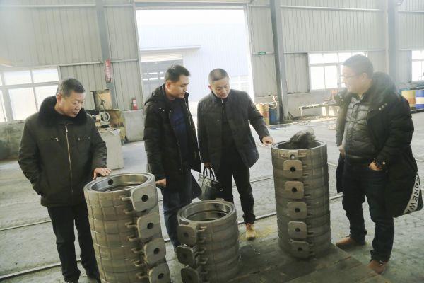 京山市農村財政管理局走訪慰問包聯企業困難職工