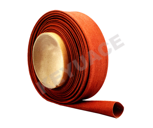 DWH high-temperature fiberglass sleeving resistant to 650℃