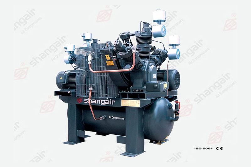 10WW系列无油空压机(双机)