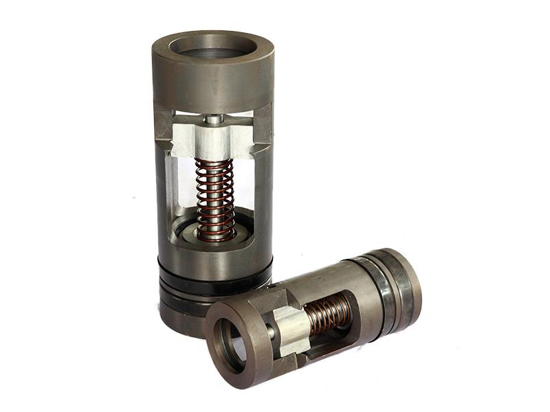Float valve-float core