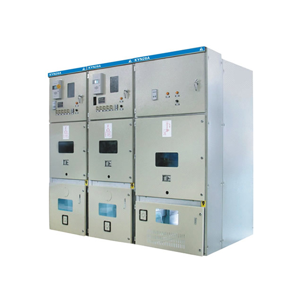 Within KYN28A-24 type indoor metal armored away switchgear