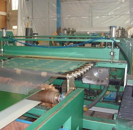 片板生產線-PMMA-PS-PC光學級透明板材擠出生產線