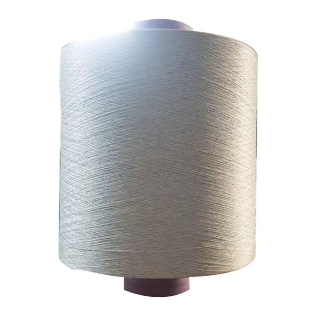 导电纤维包覆线