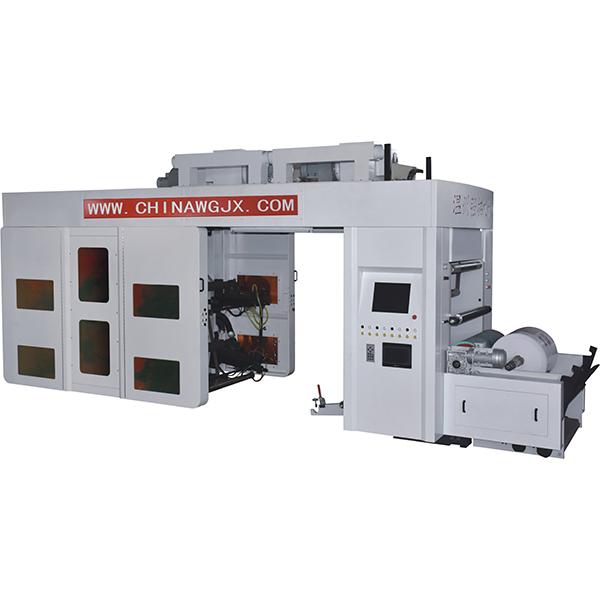 YTB-A 4色柔版印刷机