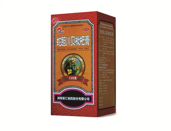 蛇膽川貝枇杷膏【138g】