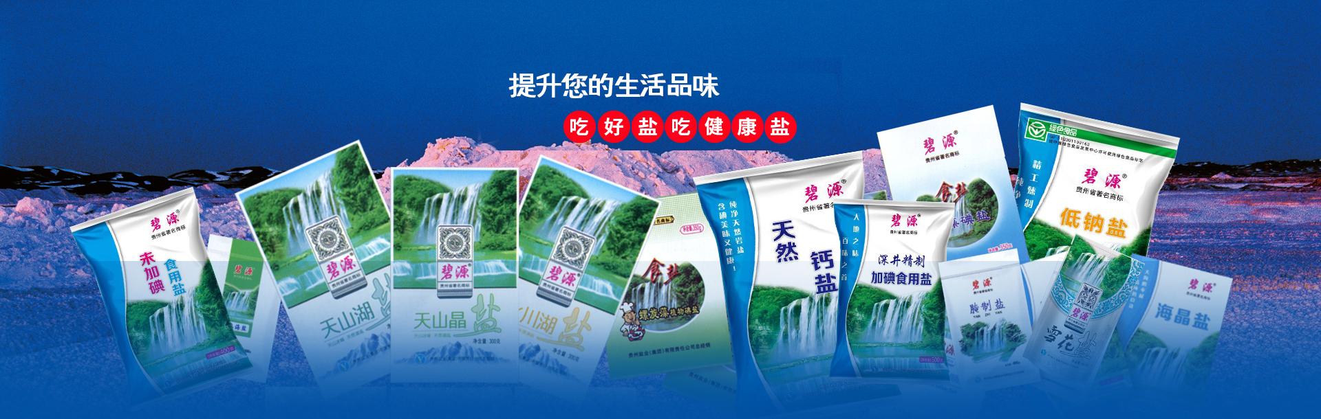 贵州盐业(集团)有限责任企业