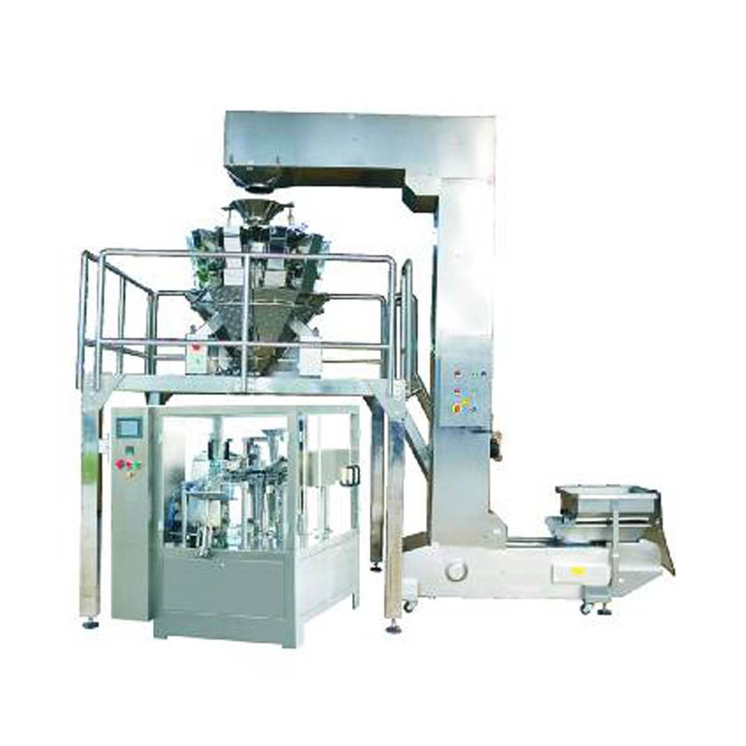 DF-GDS Automatic pre-bag packaging machine