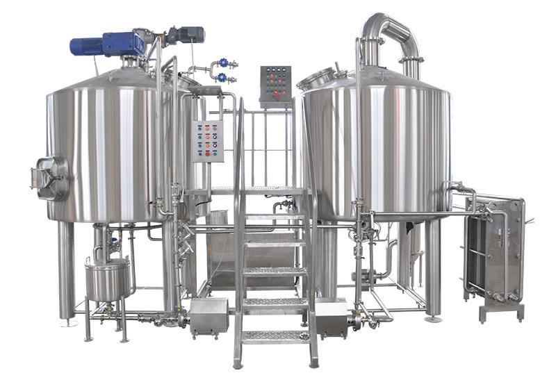 1800L 糖化系統