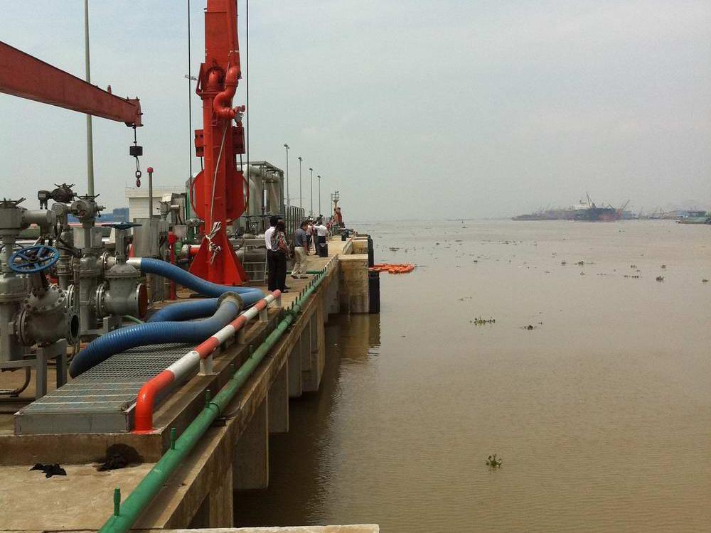 珠海市斗门龙基码头改造工程