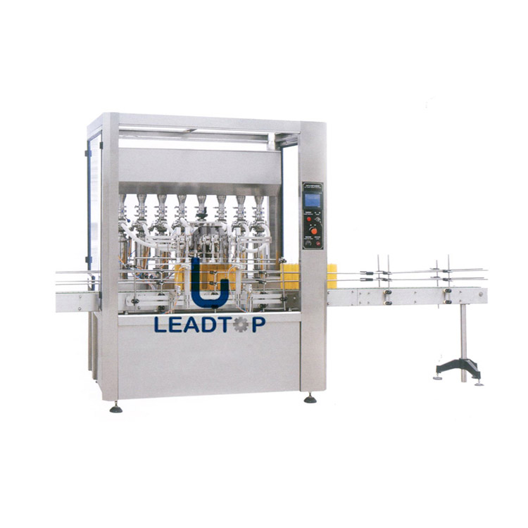 AV Automatic viscosity filling machine