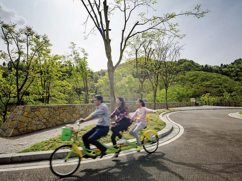 宜昌磨基山公園