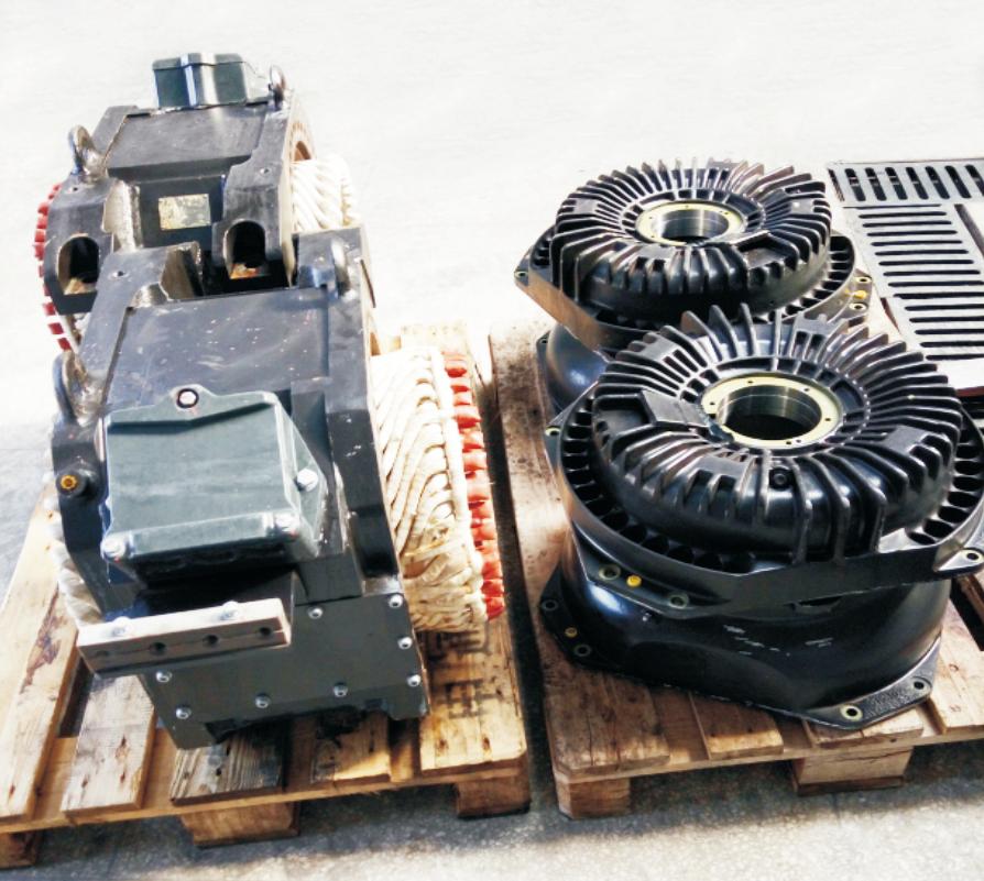 GRB-805列车电机水基清洗剂