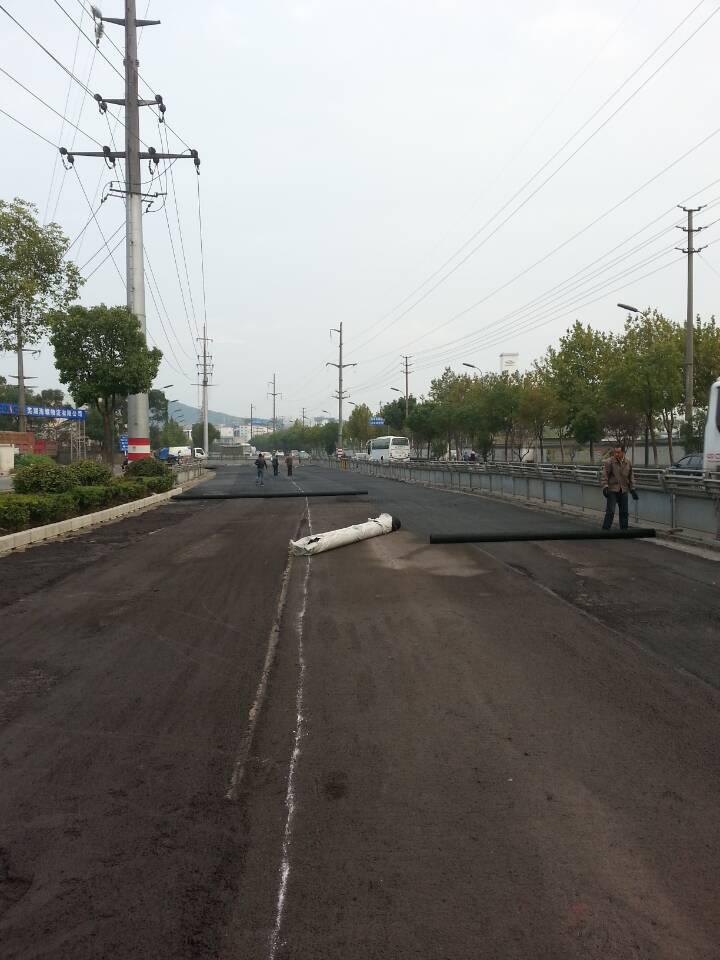 長江路改造工程