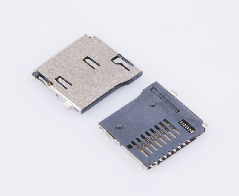 Micro SD Card Connector