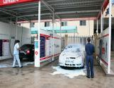 自助式洗車房