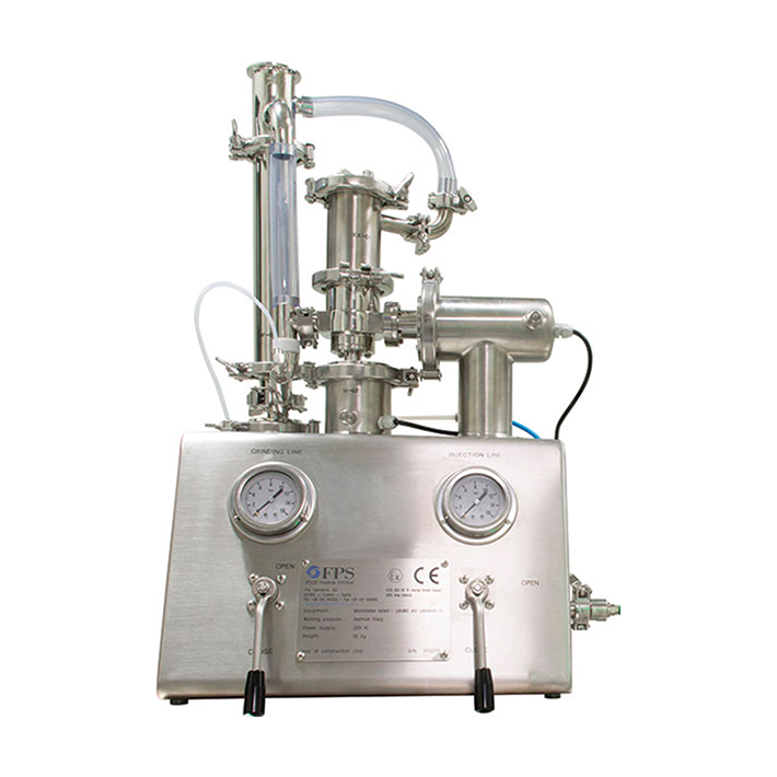 FPS Milling Machine R&D/Laboratory