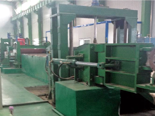 CBL- Coil Building-up Line
