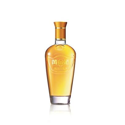 黃金萬福酒(39度120ml)