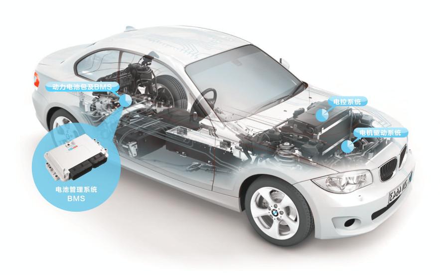 低速电动车硬件BMS
