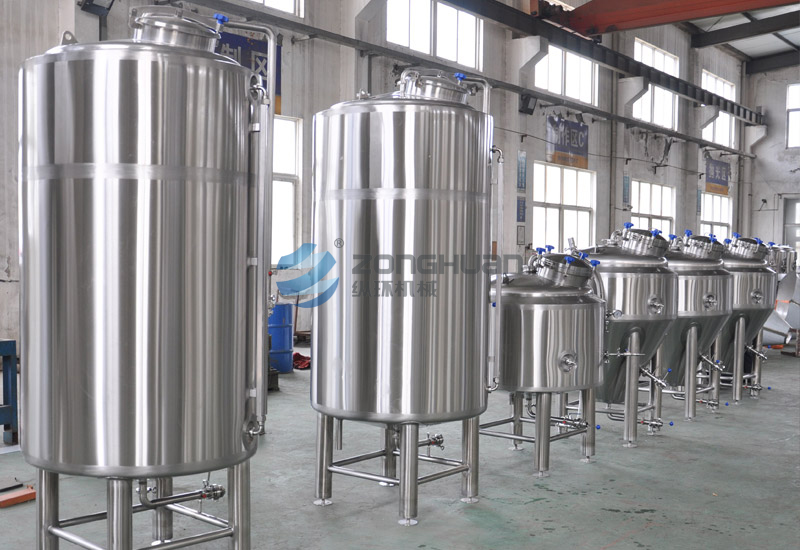 Case of 3 BBL bar engineering project