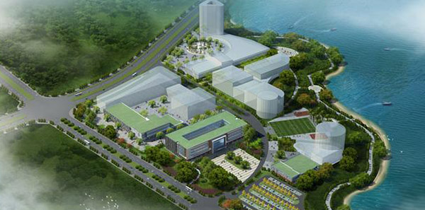 南京长安福特马自达研发中心