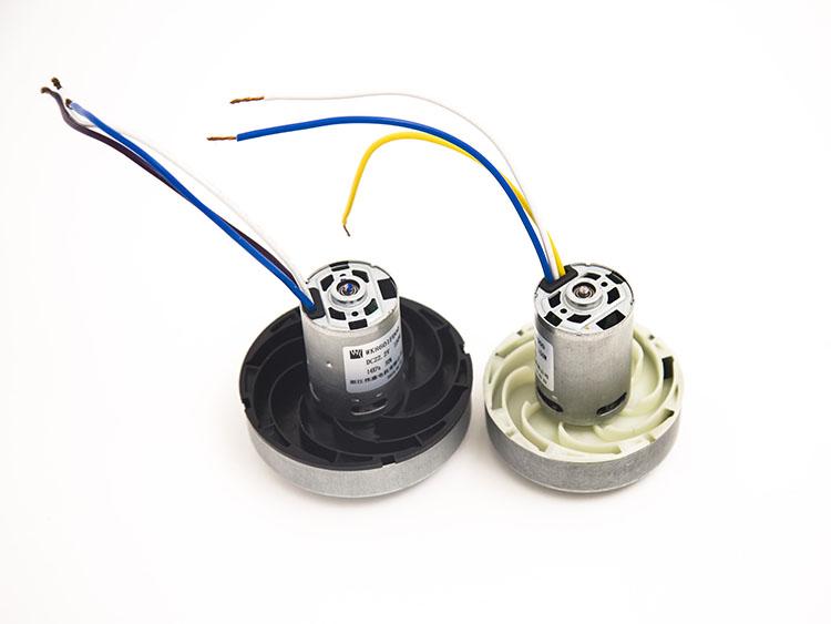 吸塵器電機