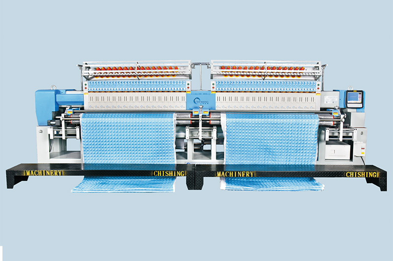 CSHX234B digital control quilting and embroidery machine