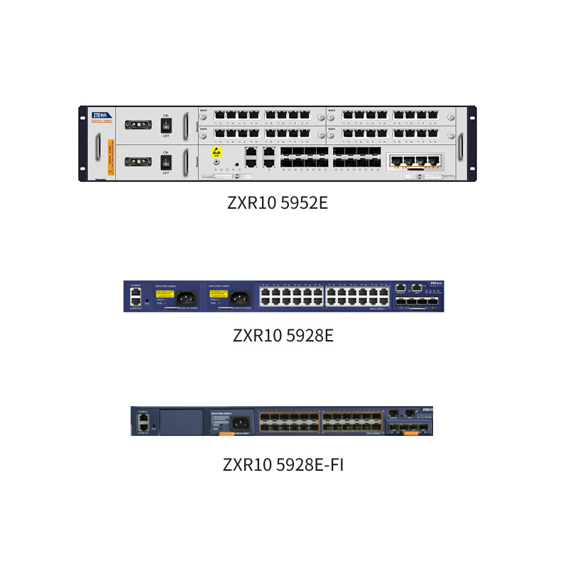 ZXR10 5900E系列全千兆智能路由交换机