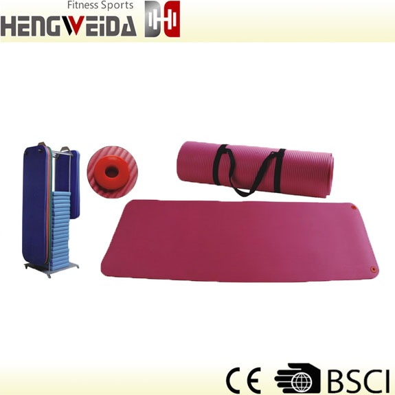 HWD6502B-Exercise Mat With Eyelet